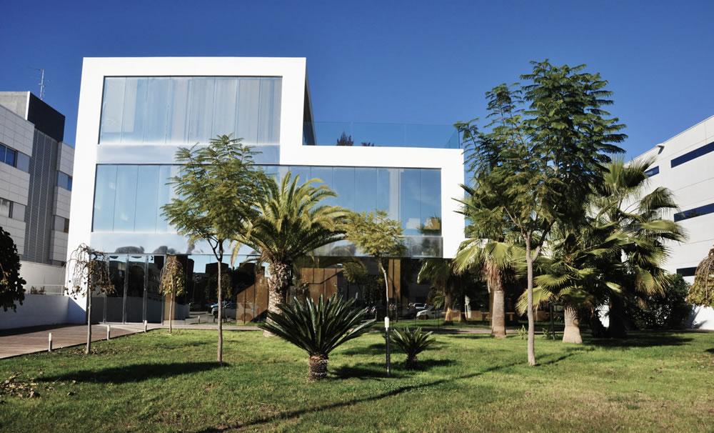 Edificio de oficinas. Innova Centre 2