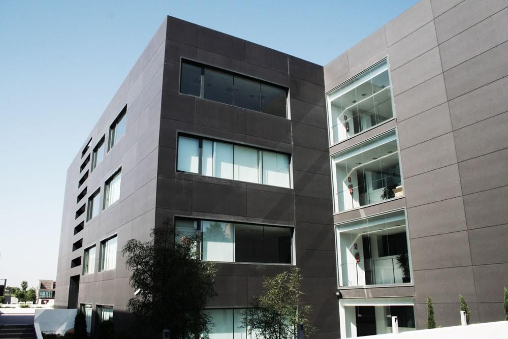 Edificio de oficinas. Innova Centre I