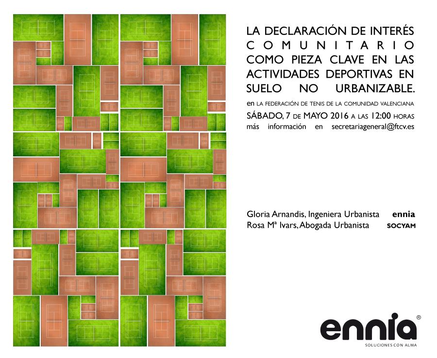Conferencia Urbanismo. DIC