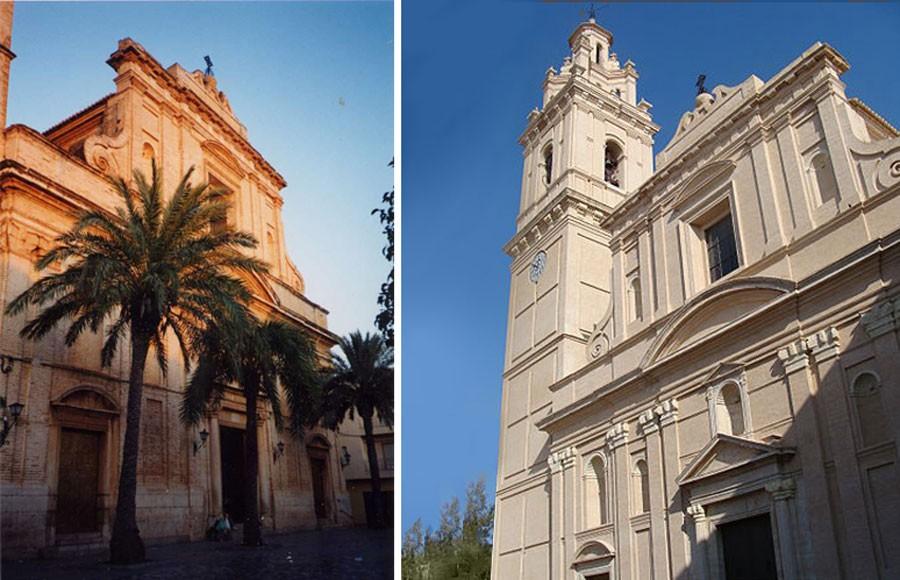 Restauración Iglesia de San Andrés Apóstol. L'Alcúdia