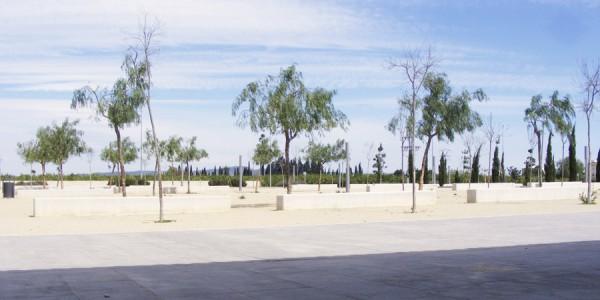 Proyecto de borde urbano a través de la ordenación y el paisajismo