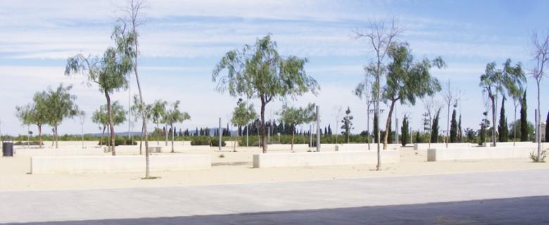 Proyecto de ordenación urbanística y paisajismo urbano